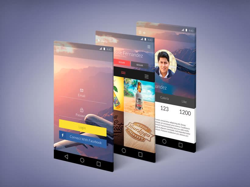proyecto de app portafolio 17
