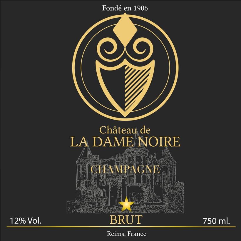 Logotipo Champagne 2