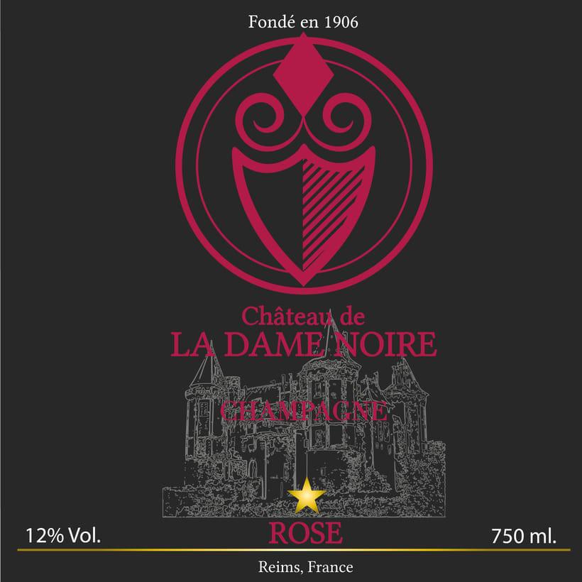 Logotipo Champagne 3