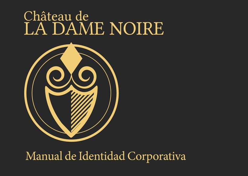 Manual Identidad Corporativa Champagne 2