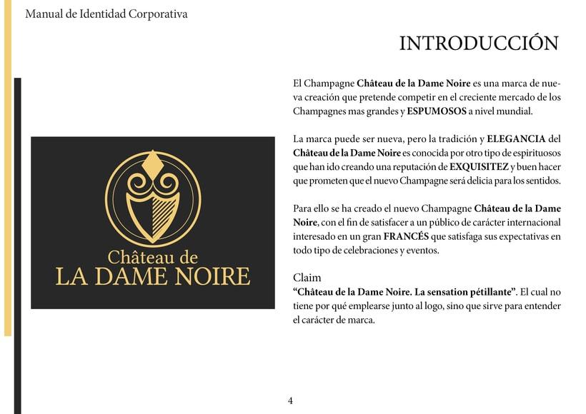 Manual Identidad Corporativa Champagne 3