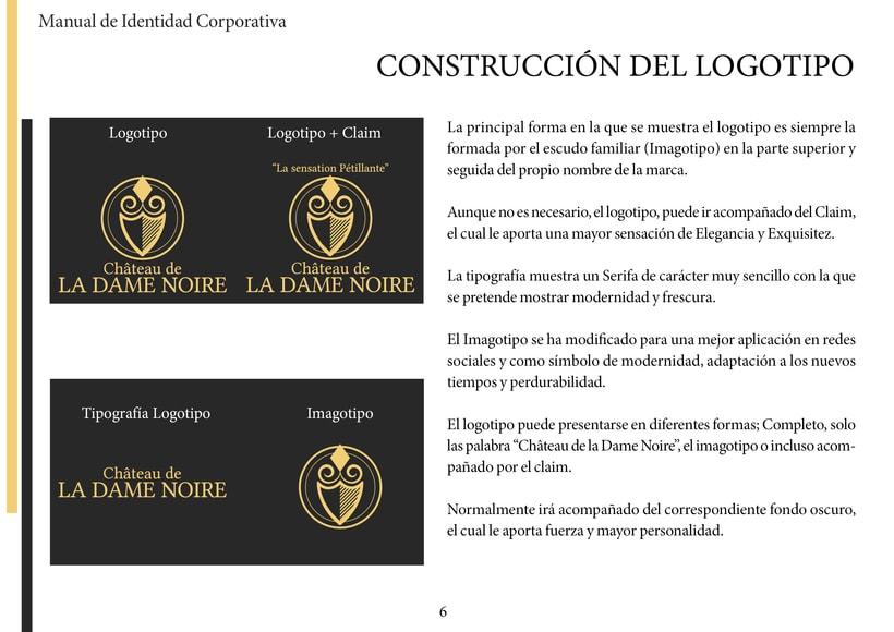 Manual Identidad Corporativa Champagne 4