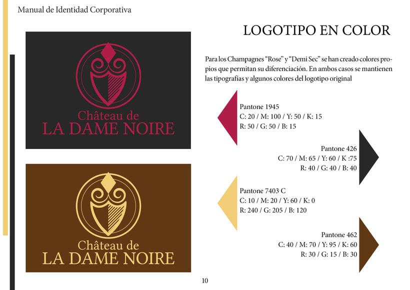 Manual Identidad Corporativa Champagne 5