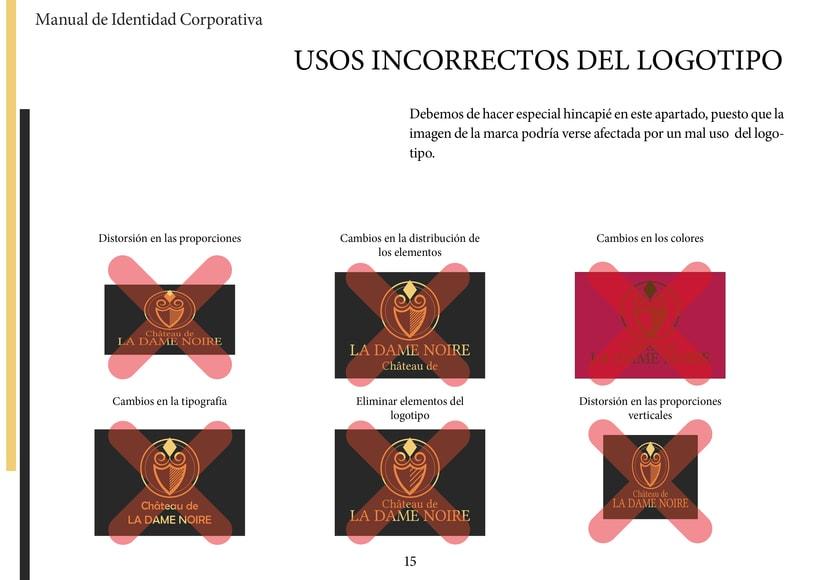Manual Identidad Corporativa Champagne 6