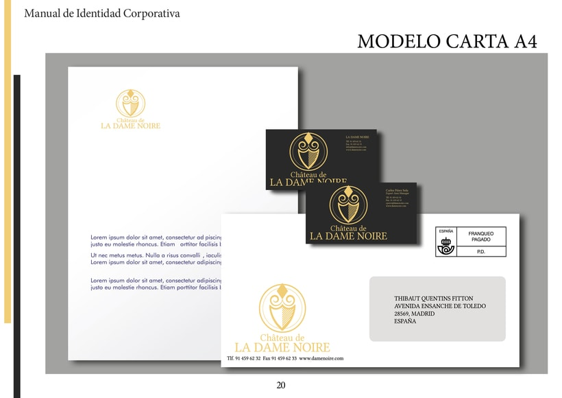 Manual Identidad Corporativa Champagne 8