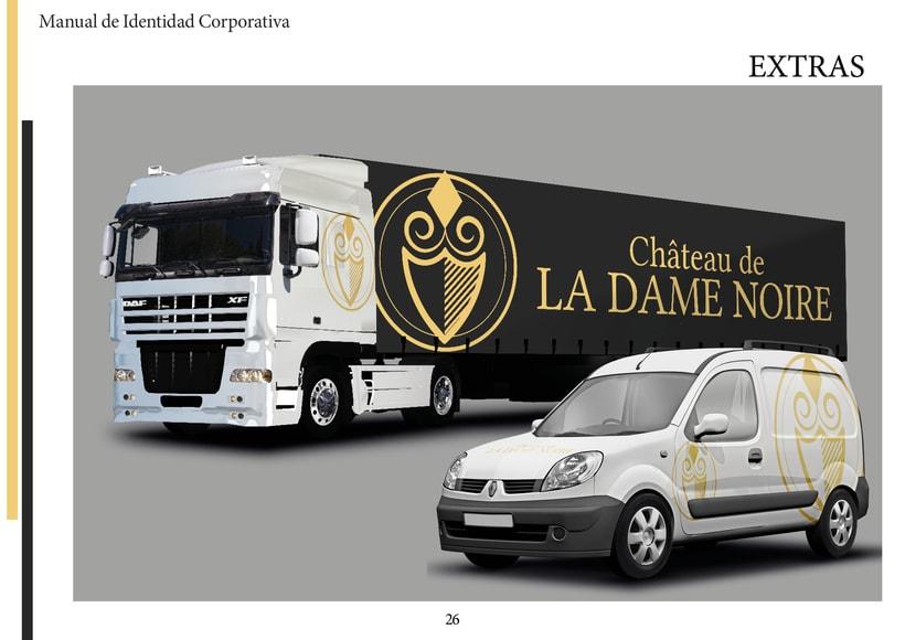 Manual Identidad Corporativa Champagne 11