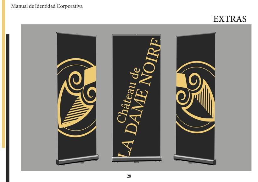 Manual Identidad Corporativa Champagne 12