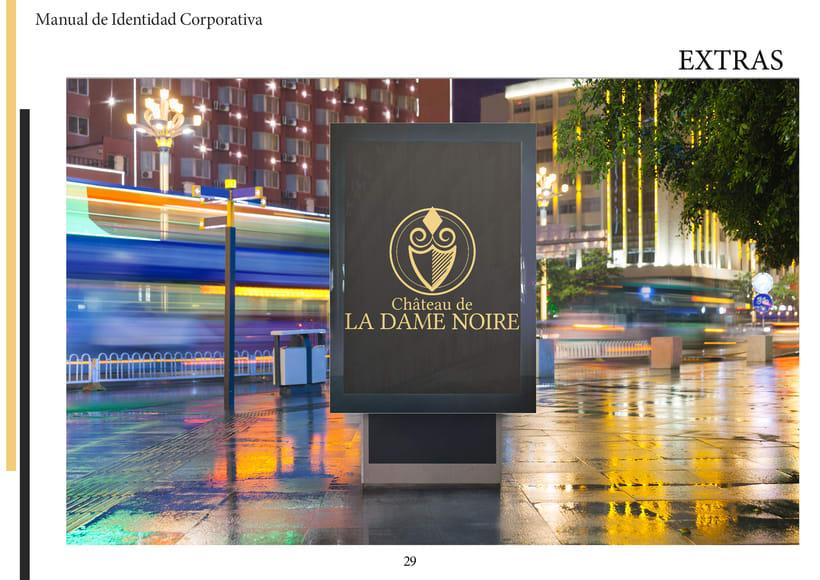 Manual Identidad Corporativa Champagne 13