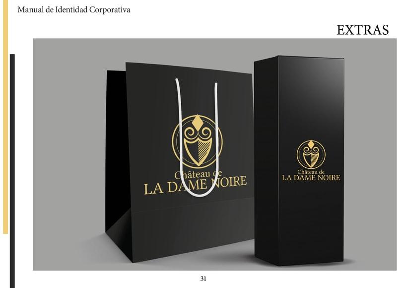Manual Identidad Corporativa Champagne 14