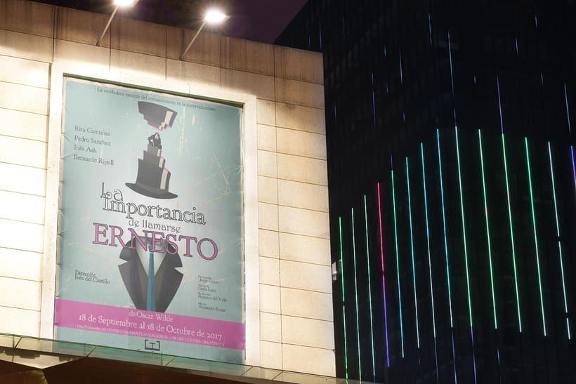 Cartel Obra de Teatro 5