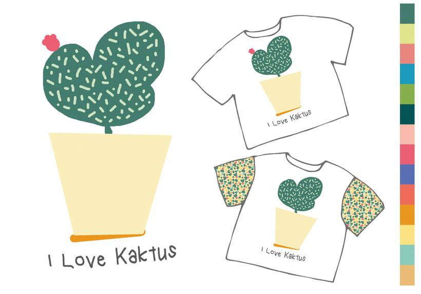 Colección estampados para ropa de niños 4