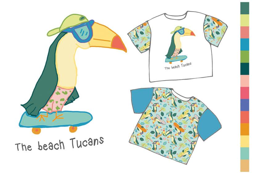 Colección estampados para ropa de niños 8