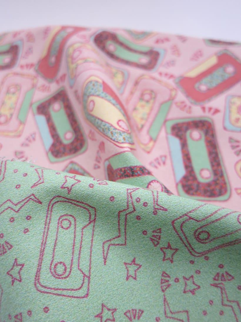 Colección estampados para ropa de niños 12