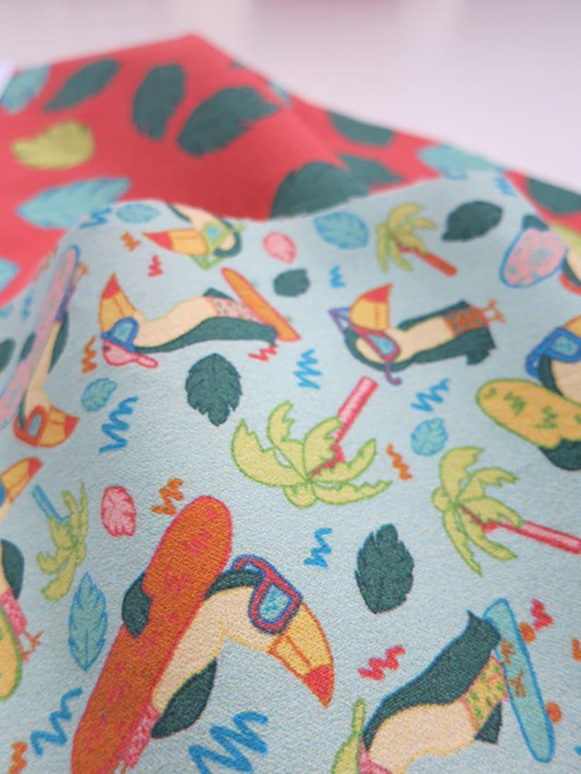 Colección estampados para ropa de niños 13