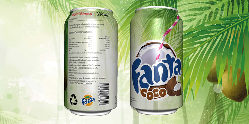 Packaging Lata de Refresco 2