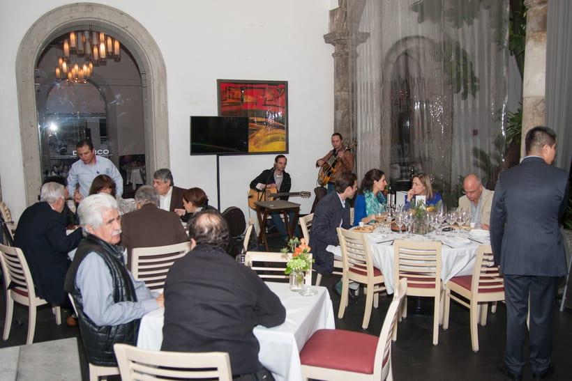 Organización, campaña y Community management de cena-maridaje con Aeroméxico 4