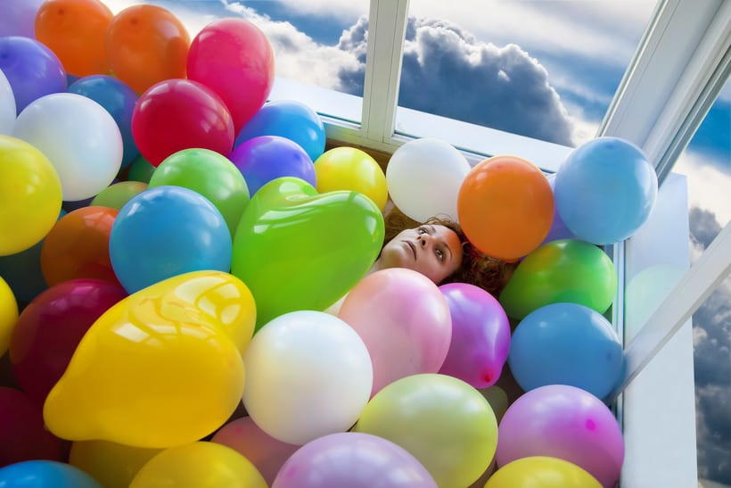 Extraña fiesta (fotografía artística) 0
