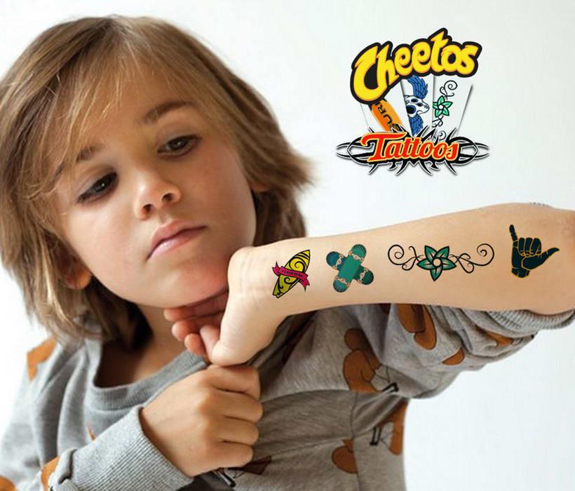 Cheetos Tattoos 0