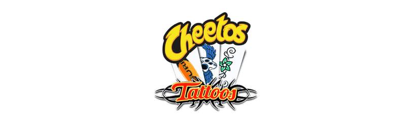 Cheetos Tattoos 1