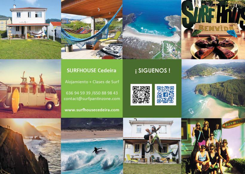 SURFHOUSE Cedeira - Surfpantinzone 11