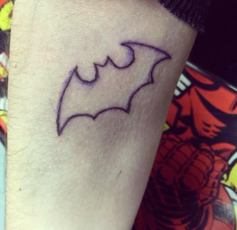 Creaciones y primeros tatuajes. 27