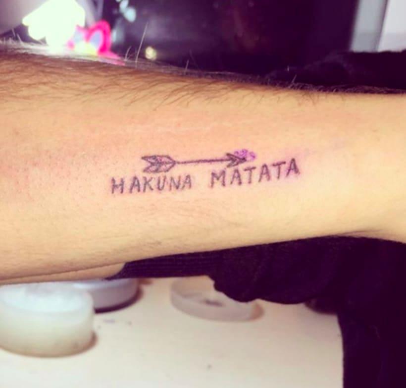 Creaciones y primeros tatuajes. 20
