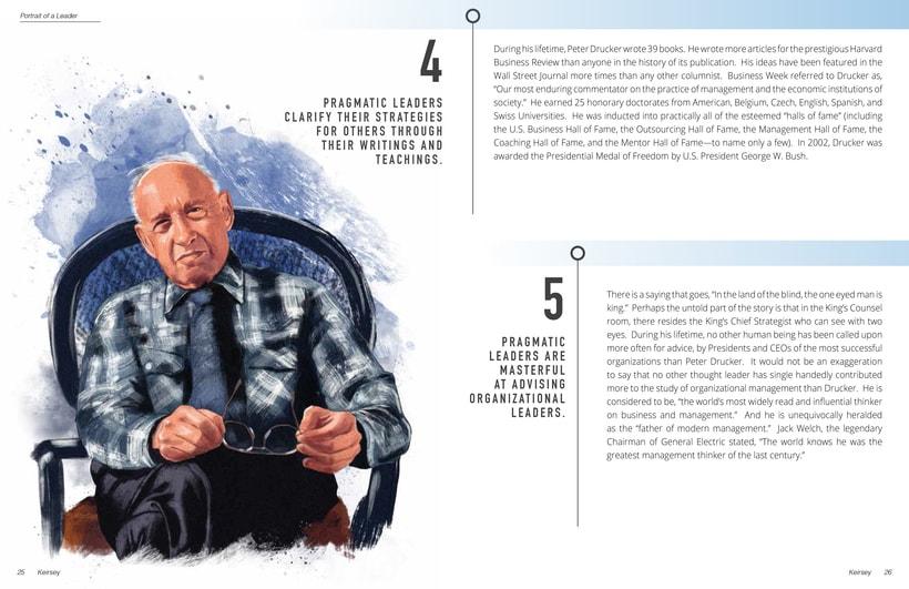 Ilustraciones Keirsey Magazine 9
