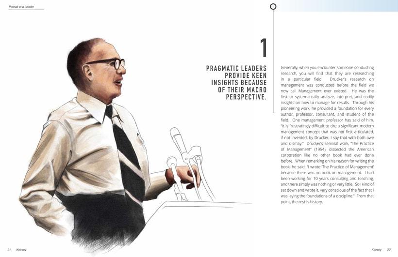 Ilustraciones Keirsey Magazine 7