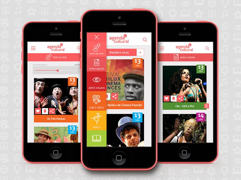 "App ""Agenda Cultural"" 0"