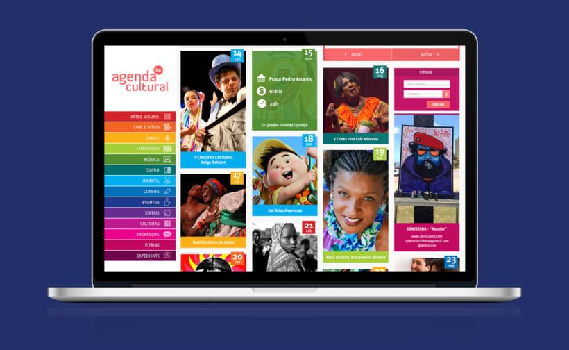 "App ""Agenda Cultural"" 1"
