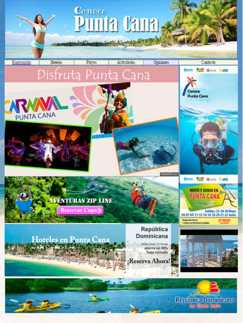 Página Web Turística 0