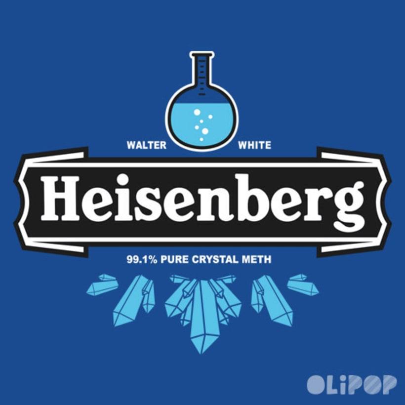 Heisenberg Crystal Meth -1