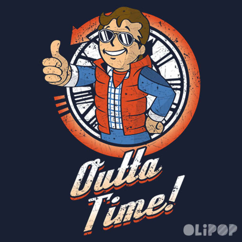 Outta Time -1