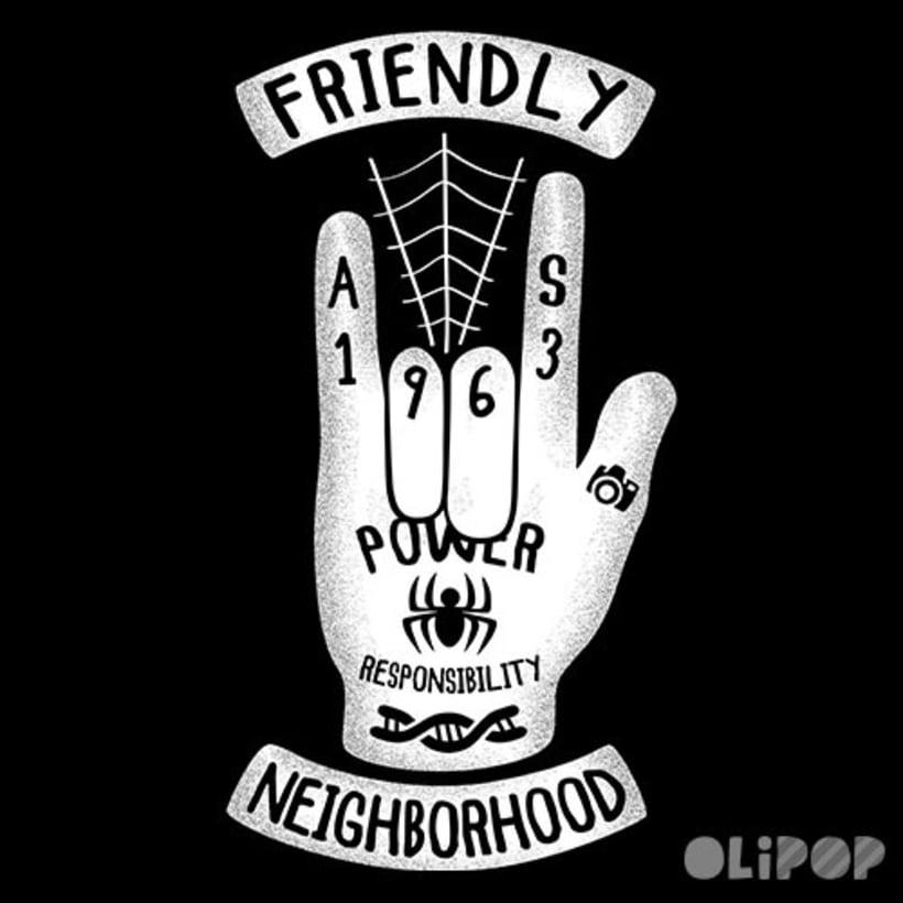 Spider Hand -1