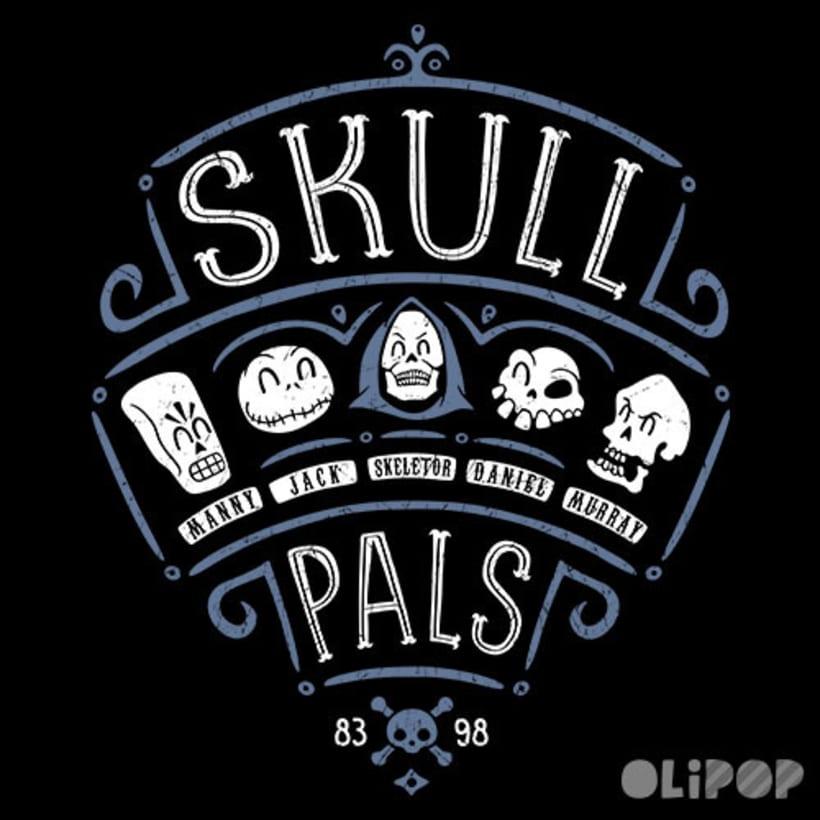 Skull Pals -1