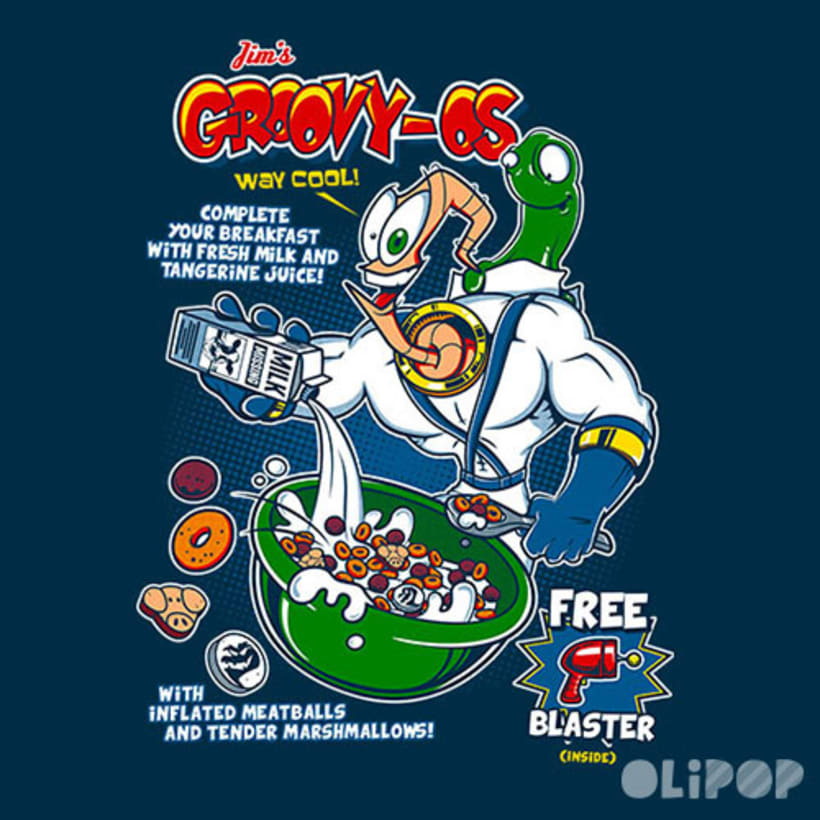 GroovyOs Cereals -1