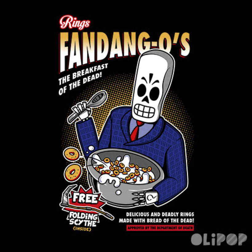 Rings FandangOs Cereals -1