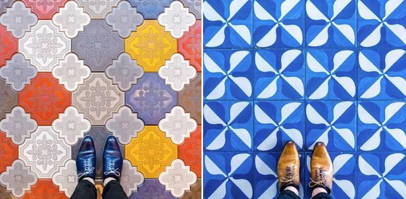 Como se hacen los mosaicos 15