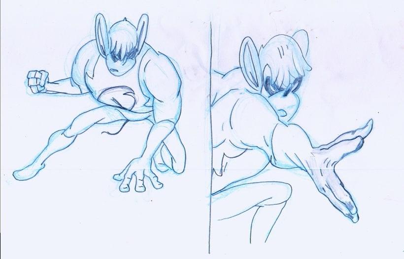 Speedy superhero mouse 3
