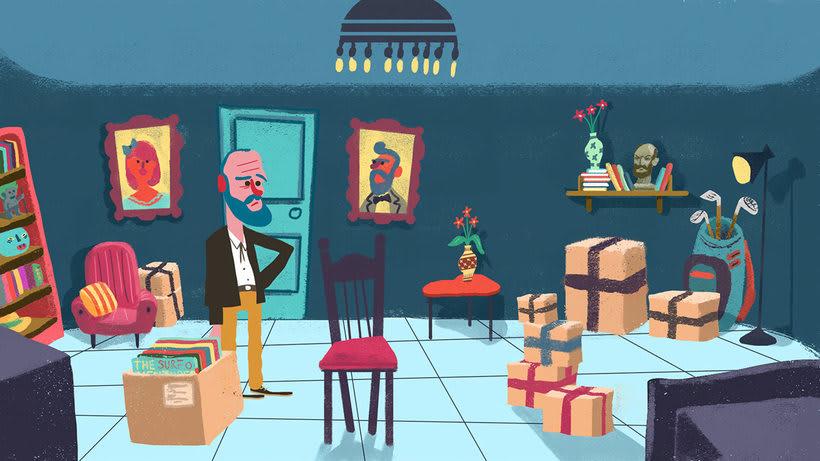 Videoclip Hazte Lapón (animación) 3