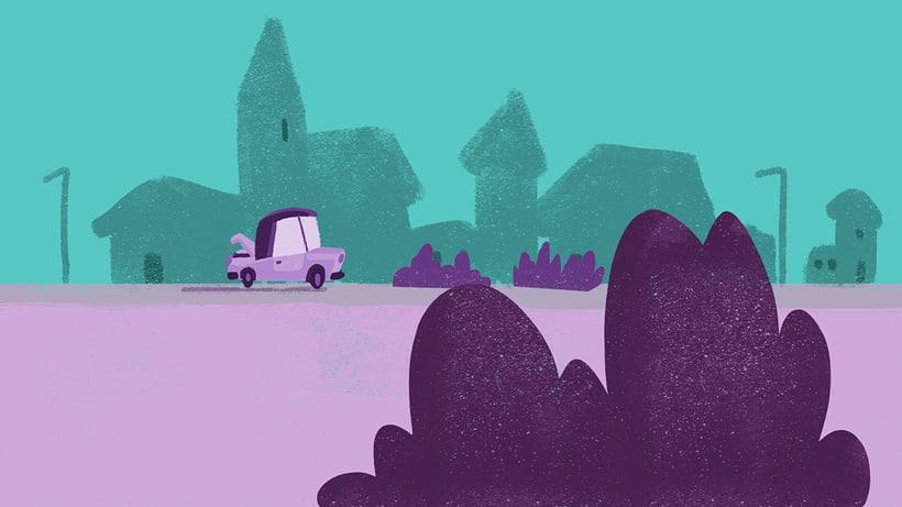 Videoclip Hazte Lapón (animación) 6