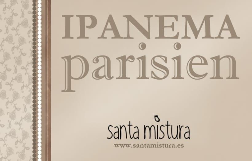 Graphic Design for Santa Mistura 0