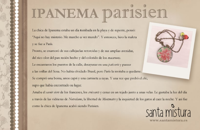 Graphic Design for Santa Mistura 2