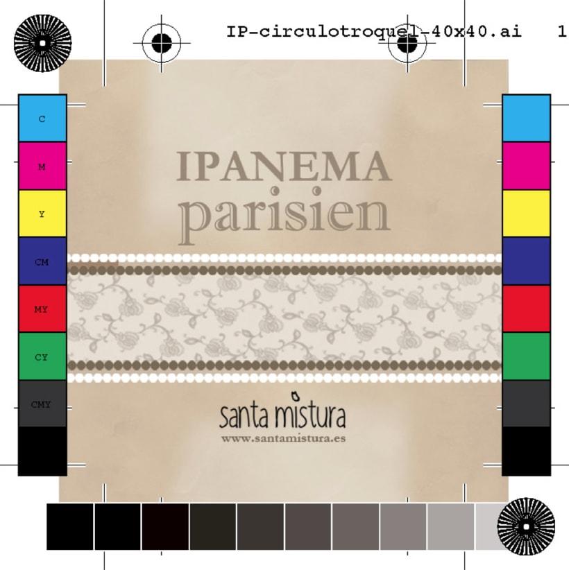 Graphic Design for Santa Mistura 3