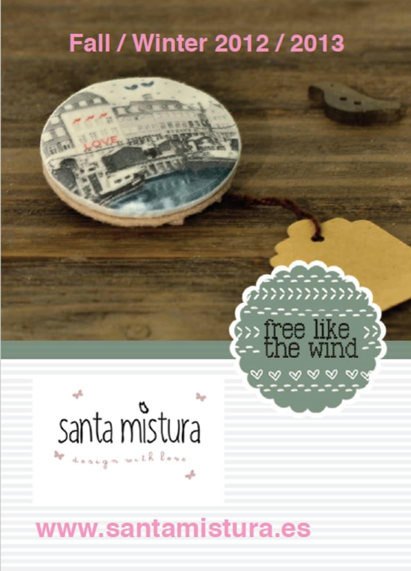 Graphic Design for Santa Mistura 5