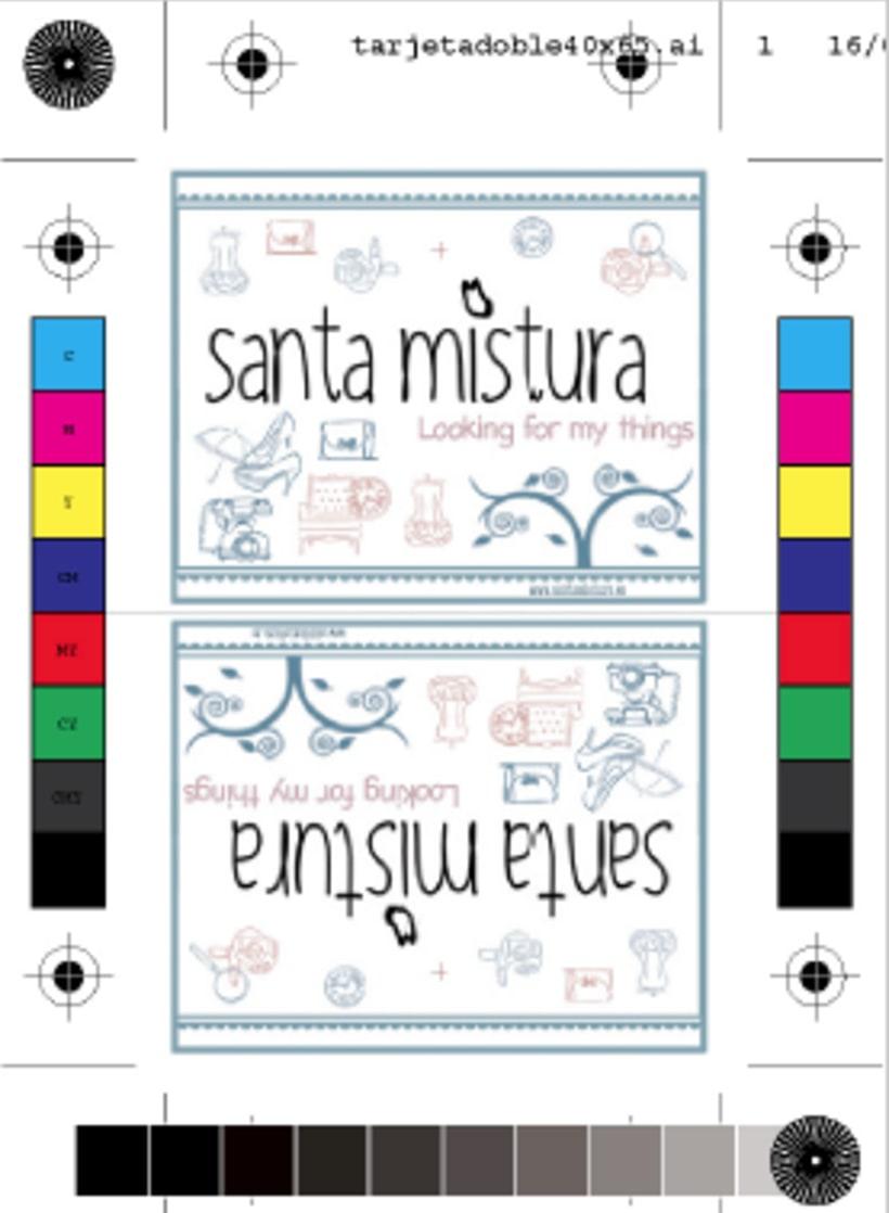 Graphic Design for Santa Mistura 14
