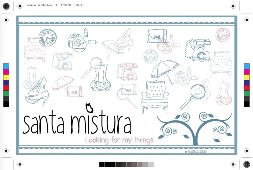 Graphic Design for Santa Mistura 15