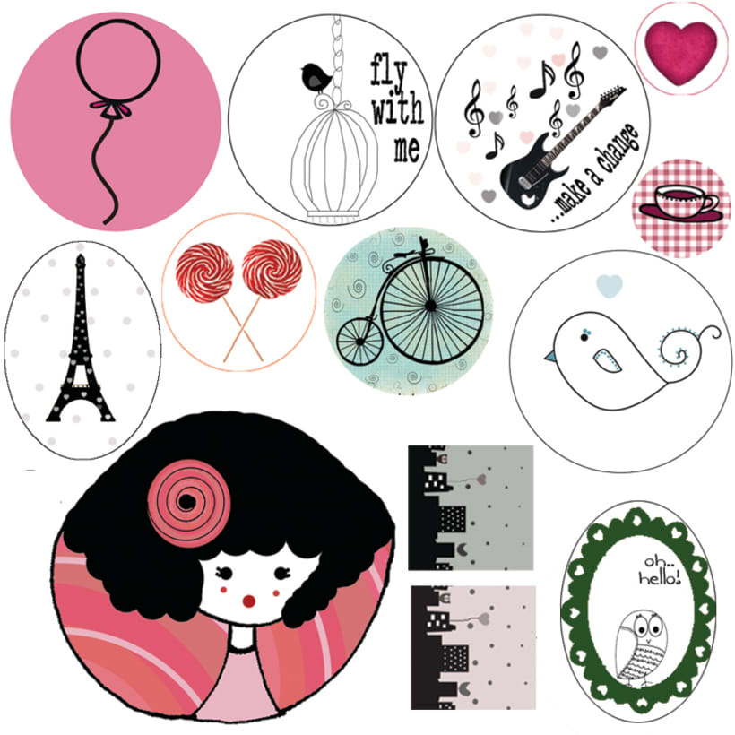 Graphic Design for Santa Mistura 35