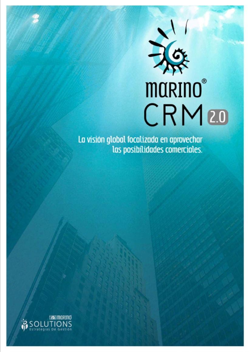Catálogo software Marino CRM. -1
