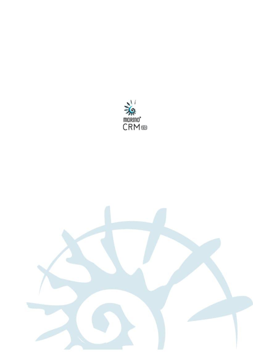 Catálogo software Marino CRM. 1